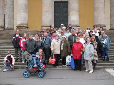 Gyülekezeti kirándulás 2009. október - Eger