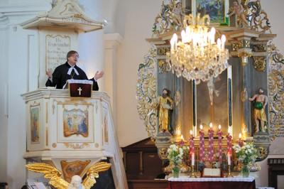 Templom- és szószékszentelés 2013. 10. 20.