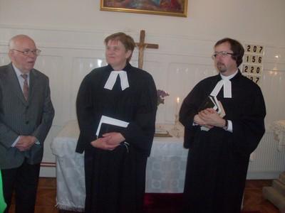 A pesti szlovák gyülekezetben
